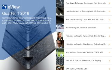 TenCate eView - Q1/2018 - Winter preview